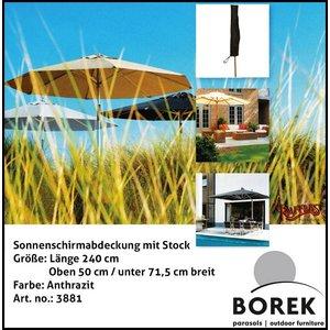 Borek Borek Sonnenschirmabdeckung H: 240 cm