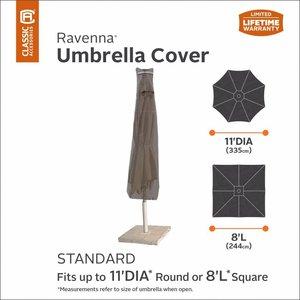 Ravenna, Classic Accessories Sonnenschirmabdeckung H: 185 cm