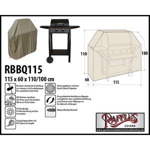 Raffles Covers RBBQ115, 115 x 60 H: 110 / 100cm