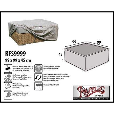 Raffles Covers Hocker-Abdeckhaube 99 x 99 H: 45 cm