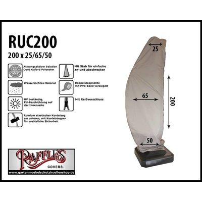 Raffles Covers Schutzhülle für Ampelschirm H: 200 cm