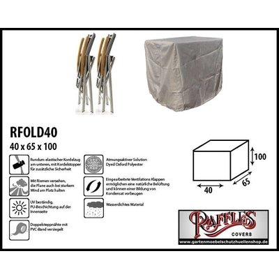 Raffles Covers Abdeckung für Klappstühle 40 x 65 H:100 cm