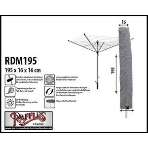 Raffles Covers Abdeckung für Rotierende Wäscheleine 195 cm