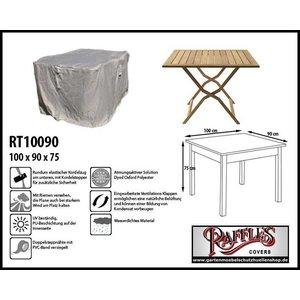 Raffles Covers Abdeckung für Gartentisch 100 x 90 H: 75 cm