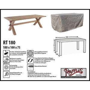 Raffles Covers Gartentisch Abdeckplane 180 x 100 H: 75 cm