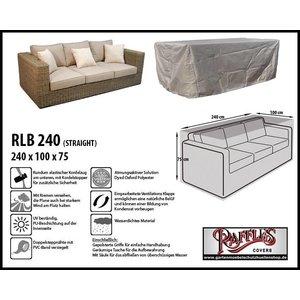 Raffles Covers Lounge-bank Schutzhülle 240 x 100 H: 75 cm
