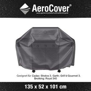 AeroCover Schutzhülle Gas Grill Cover Medium 135 x 52 H: 101 cm