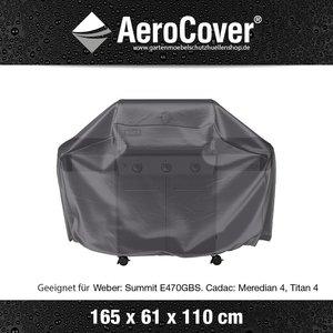 AeroCover Schutzhülle BBQ Gas Grill XL 165 x 61 H: 110 cm