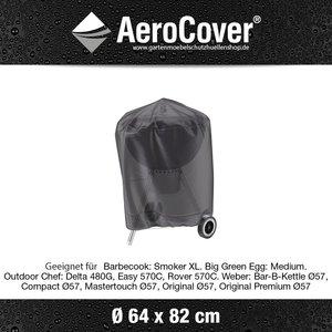 AeroCover Kessel BBQ Hülle rund 64 cm, H: 82 cm