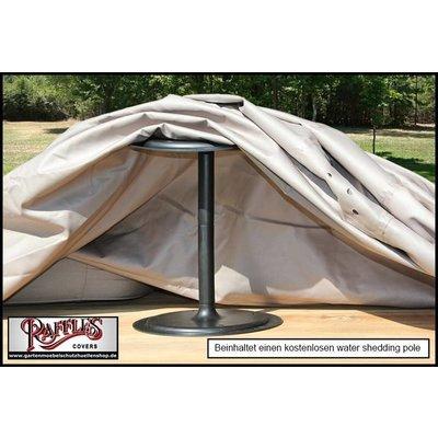 Raffles Covers Schutzhülle für Sitzgruppe, rund  275 H: 85 cm