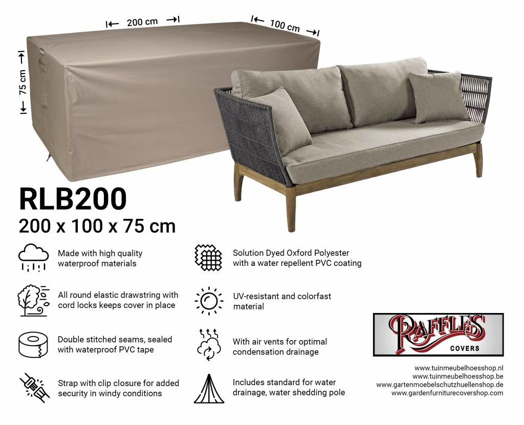 Swell Sofa Schutzplane Gartenmobel 200 X 100 Cm Interior Design Ideas Greaswefileorg