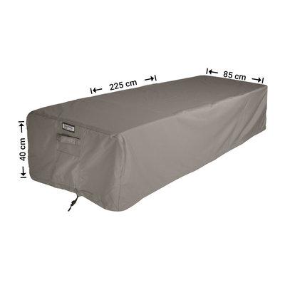 Raffles Covers Abdeckung für Garten Sonnenliege 225 x 85 H: 40 cm