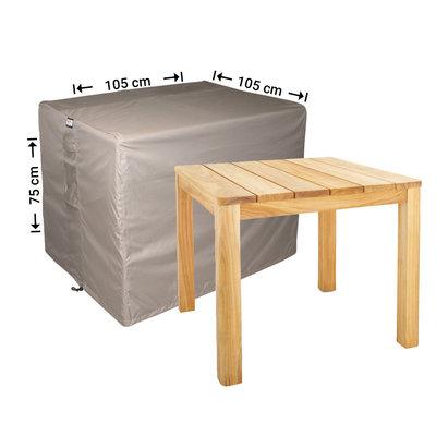 Raffles Covers Schutzhülle für quadratische Gartentisch 105 x 105 H: 75 cm