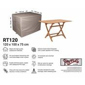 Raffles Covers Gartentisch Schutzhülle 120 x 100 H: 75 cm