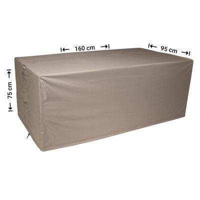 Raffles Covers Abdeckplane für Gartentische 160 x 95 H: 75 cm