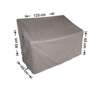 Raffles Covers Schutzhülle für Gartenbank 125 x 65 H: 95/65 cm