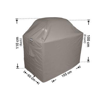 Raffles Covers !!PRE-ORDER - ABWEICHENDE LIEFERZEIT!! Grillabdeckung 105 x 60 cm
