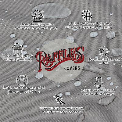Raffles Covers !!PRE-ORDER - ABWEICHENDE LIEFERZEIT!! Schutzhülle für Gasgrillküche 135 x 65 H: 120/105 cm