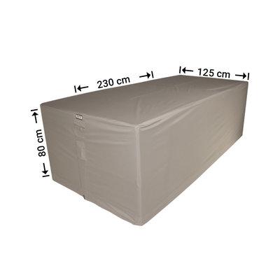 Raffles Covers !!PRE-ORDER - ABWEICHENDE LIEFERZEIT!! Gartenmöbel-Set Abdeckung 230 x 125 H: 80 cm