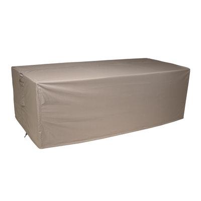Raffles Covers !!PRE-ORDER - ABWEICHENDE LIEFERZEIT!! Hülle für Rattan Lounge Bank 220 x 100 H: 75 cm