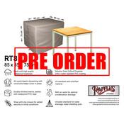 Raffles Covers !!PRE-ORDER - ABWEICHENDE LIEFERZEIT!! Schutzhülle für Rattan Gartenstuhl 85 x 85 H: 75 cm