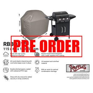 Raffles Covers !!PRE-ORDER!! Abdeckung für BBQ 115 x 60 cm