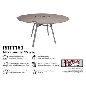Raffles Covers Wetterhaube für runder Tischplatten Ø 150 cm