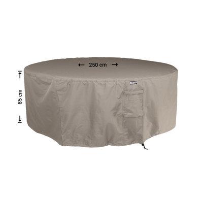 Raffles Covers Abdeckung Gartenmöbel rund Ø 250 H: 85 cm