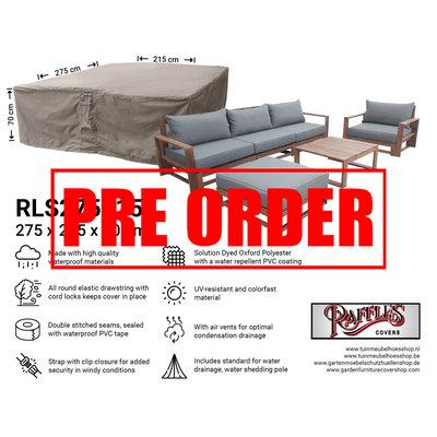 Raffles Covers !!PRE-ORDER - ABWEICHENDE LIEFERZEIT!! Schutzhaube für Garten-Lounge Garnitur 275 x 215 H: 70 cm