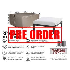 Raffles Covers !!PRE-ORDER!! Abdeckung für Salontisch, 85 x 85 H: 45 cm