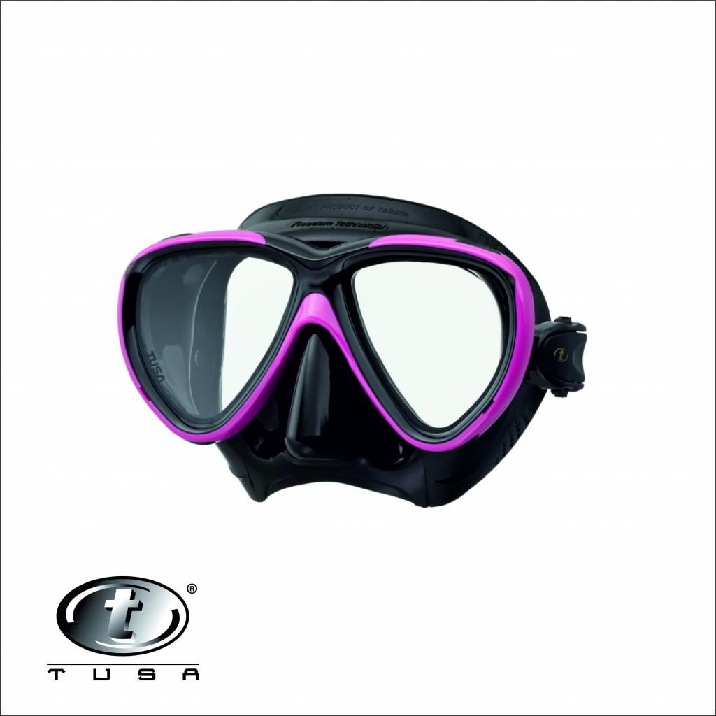 Tusa M211 Freedom One duikmasker voor duiken en snorkelen.