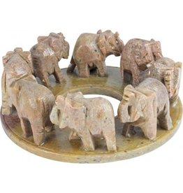 Elefantenkreis 10 cm