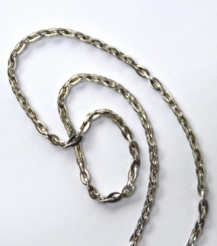 Gliederkette aus Edelstahl ca. 45 cm