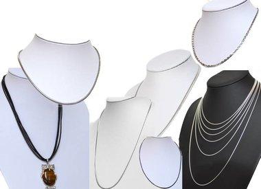 Lederbänder und Zubehör-Ketten