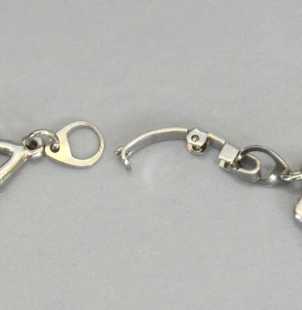 Armband Paua Muschel Yin Yang