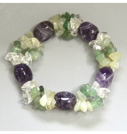 Amethyst Fashion Armband