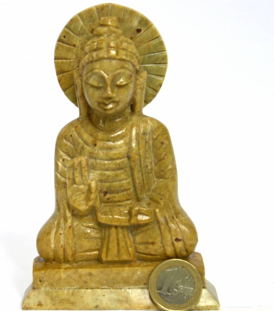 Buddha Speckstein Indien