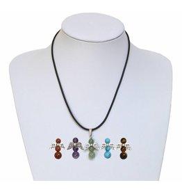 Halskette mit Engel