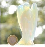 Engel Opalglas 10 cm