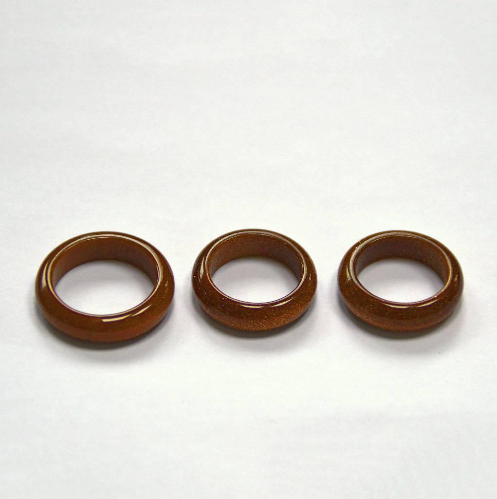 Ring Goldfluss - das Gold des Mittelalters