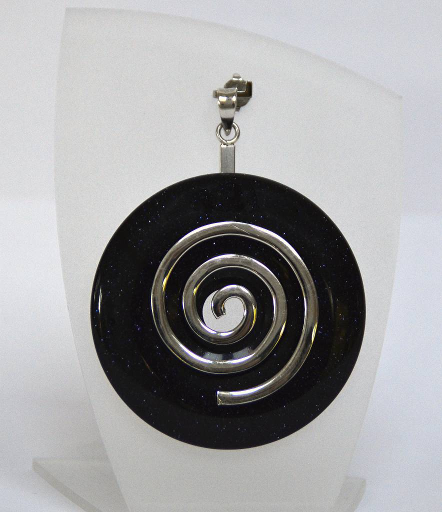 Donut Set Silber 50 mm
