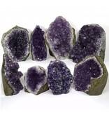 Amethyst Kristallstufe