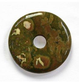 Rhyolith Donut 40 mm