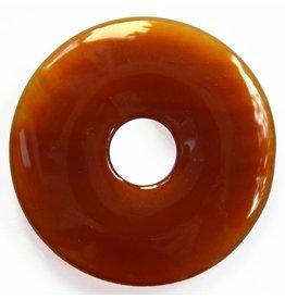 Carneol Donut 50 mm