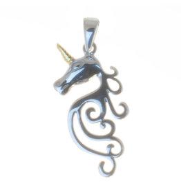 Einhorn Silberanhänger