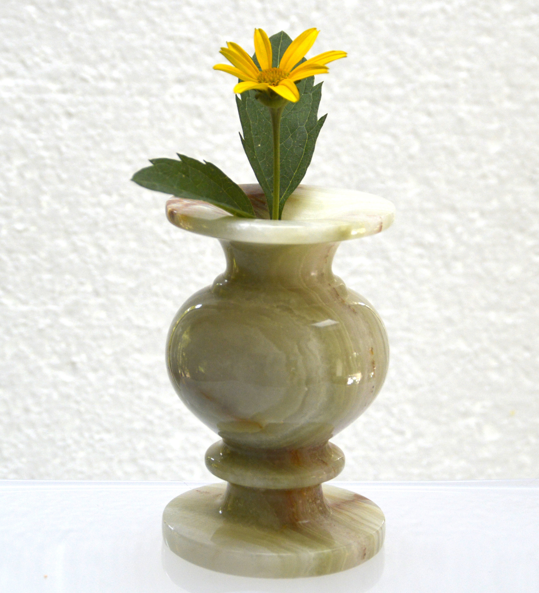 Vase klein aus Onyx Marmor