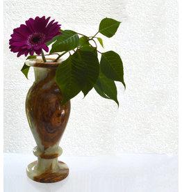 Vase Joringel aus Onyx Marmor 8 x 20 cm
