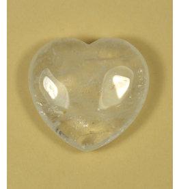 Handschmeichler Bergkristall Herz