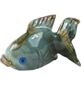 Fisch Speckstein ca. 33 mm
