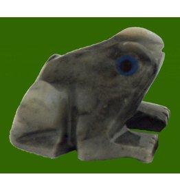 Frosch Speckstein ca. 33 mm
